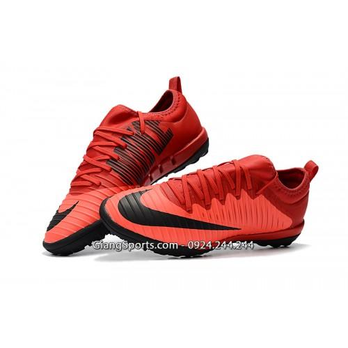 Giày sân cỏ nhân tạo Nike Mercurial Finale II TF đỏ cam
