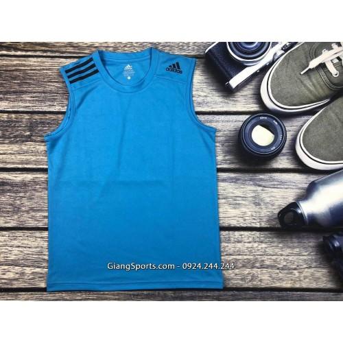 Áo ba lỗ Adidas 3 sọc ngang vai các màu