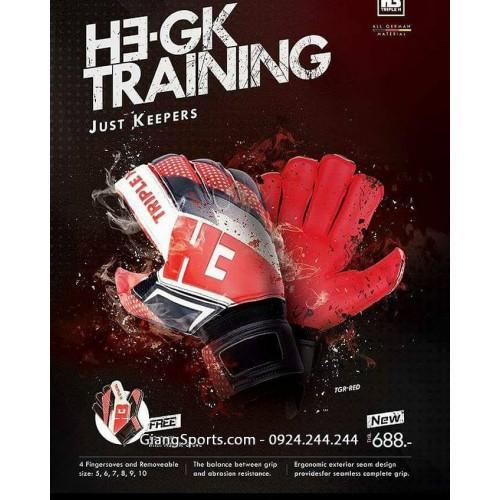 Găng thủ môn chính hãng H3 GK Training 03 - Made in Thailand