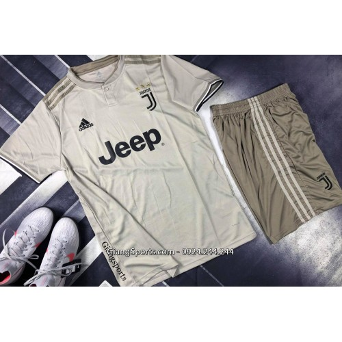 CLB Jeventus Aways Kits 2018 - 2019 (Made in Thailand)
