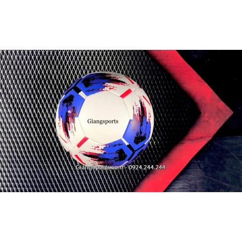 Banh bóng đá sân cỏ Adidas xanh
