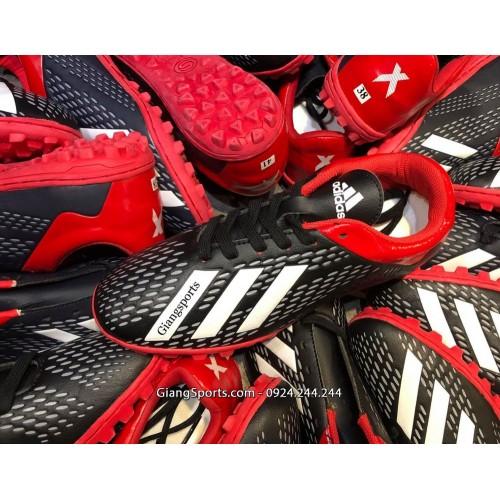 Giày bóng đá phủi Adidas X đỏ đế TF