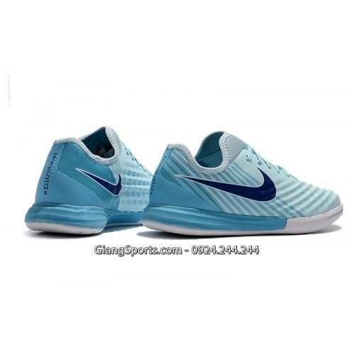 Giày futsal Nike MagistaX Finale II xanh
