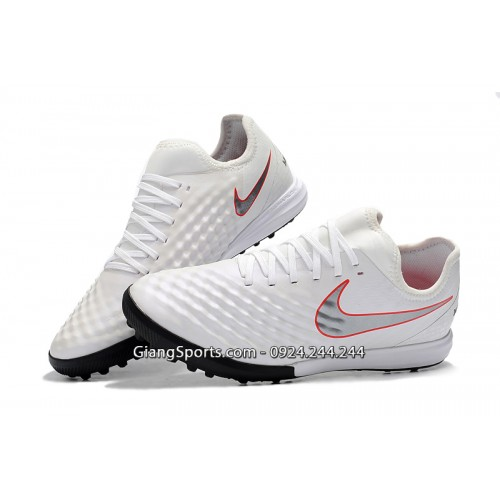 Giày sân cỏ nhân tạo Nike MagistaX Final ngọc trai