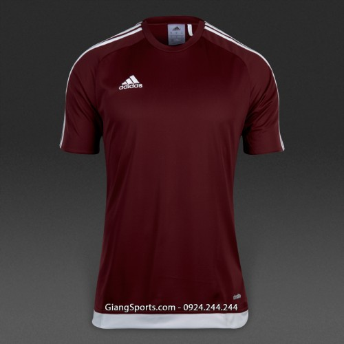Áo thi đấu không logo Adidas