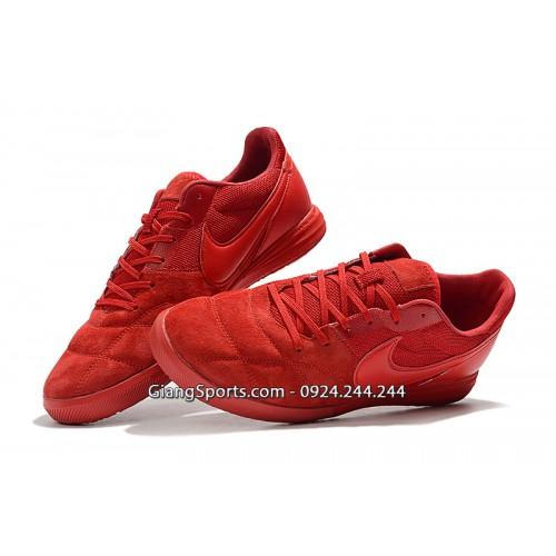 Giày futsal Nike Premier II đỏ