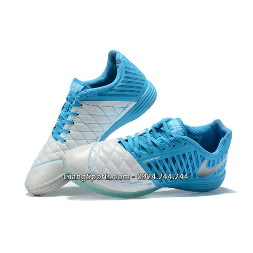 Giày futsal Nike Lunar Gato II xanh