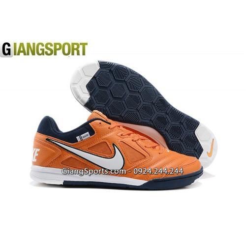 Giày sân futsal Nike Supreme X SB Gato cam IC