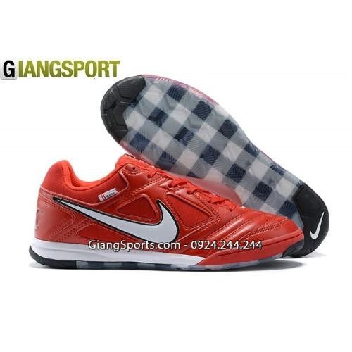 Giày sân futsal Nike Supreme X SB Gato đỏ IC